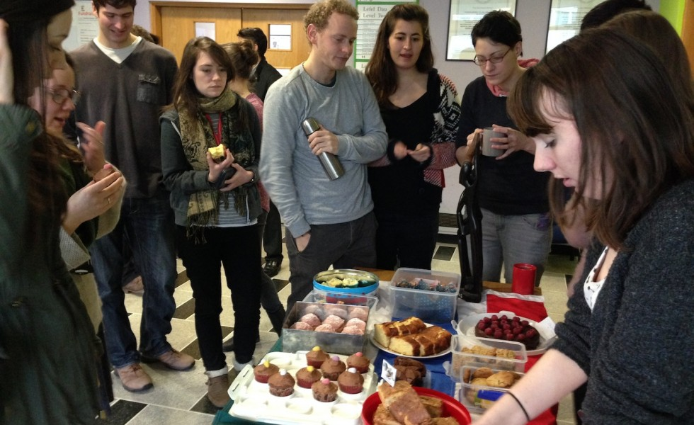 Jan Cake Sale